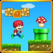 Victo's World - jungle adventure - super world APK