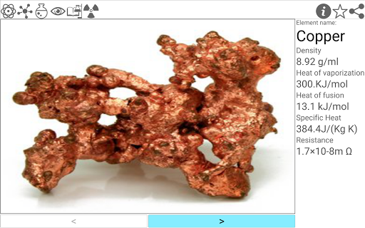 Periodic table pro apk download apkpure periodic table pro screenshot 16 urtaz Gallery