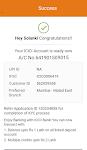 screenshot of iMobile by ICICI Bank