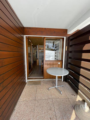 Vente appartement 2 pièces 24,69 m2