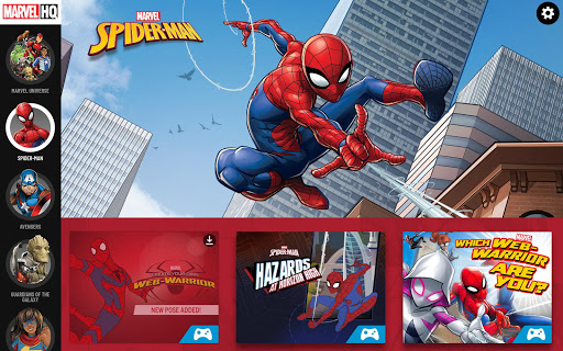 Download Marvel HQ u2013 Games, Trivia, and Quizzes MOD APK 8