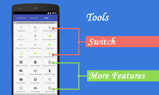 Assistant Pro for Android Apk – Cleaner & Booster 3
