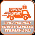 Cara Cek Resi Shopee Express Terbaru icon