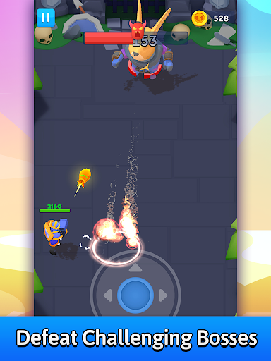 Bullet Knight: Dungeon Crawl Shooting Game screenshots 10