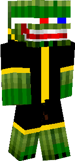 bashur the youtuber i made him wearing a budder creeper hoodie sorry if i mess up on the mouth