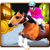 Horse Rider : City Race