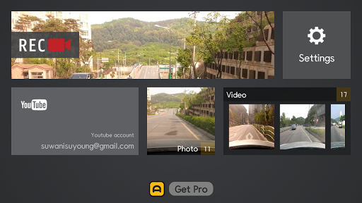 AutoBoy Dash Cam - BlackBox 3.8.0 screenshots 2