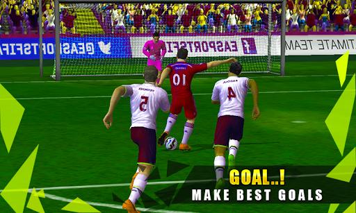 Real Football Game - FREE Soccer screenshot 3