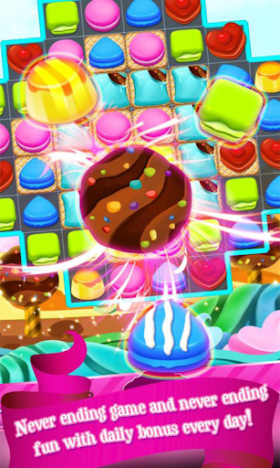 Sweet Cookie Fever 1.0 screenshots 4