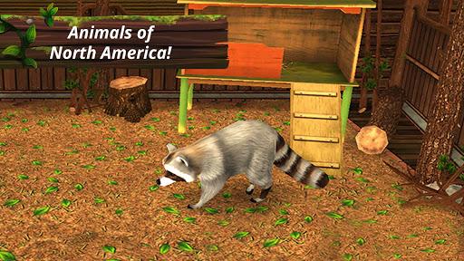 Pet World - WildLife America - animal game 2.45 de.gamequotes.net 5