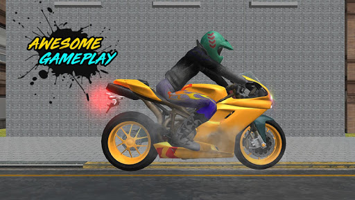 Tricky Bike Stunt Rider DX 1.0.3 screenshots 5