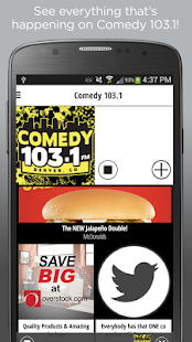 Comedy 1031 – 24/7 Comedy- screenshot thumbnail