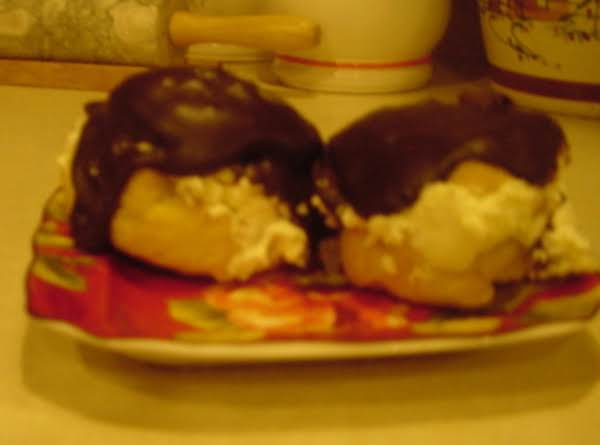Cream Puff Shells Recipe