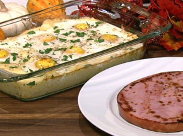 Southern Grits And Eggs (eggs In Heaven) Recipe