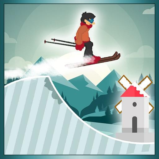 Snow Ski Adventure Android APK Download Free By Easy Peasy Games