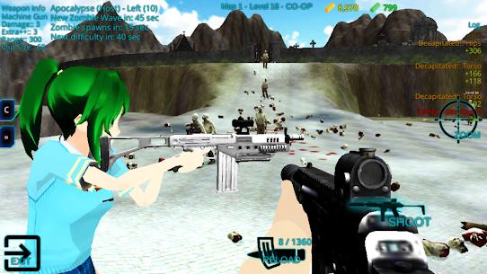 JP High School Girl Survival Simulator Multiplayer 6