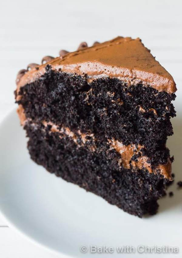 Death-by-chocolate Layered Cake Recipe