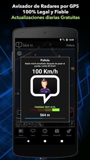 Detector de Radares Gratis Apk 1