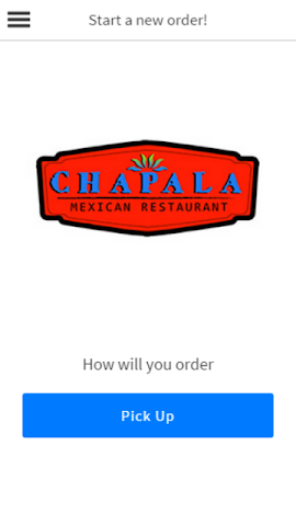 android Chapala Mexican Restaurant Screenshot 0