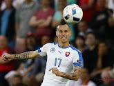 La Slovaquie, avec Marek Hamsik, révèle sa sélection de 26 joueurs