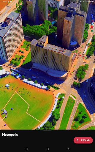 Metropolis 3D City Live Wallpaper [FREE] 🏙️ screenshot 17