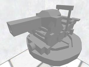 28cm榴弾砲Howitzer