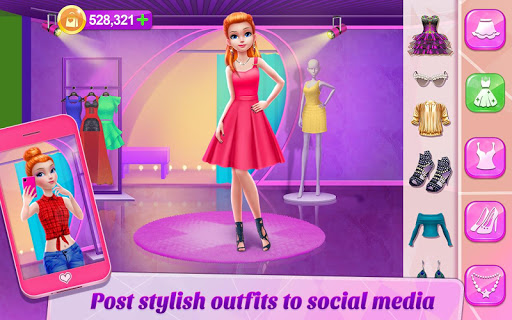 Selfie Queen - Social Star 1.0.3 screenshots 11