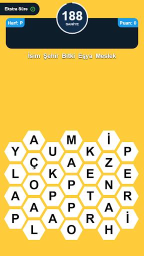 u0130sim u015eehir Hayvan Online - Kelime Oyunu 1.0.23 screenshots 6