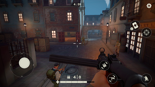 Frontline Guard: WW2 Online Shooter Apk Download For Android 2