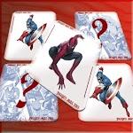 Superheroes Match Icon