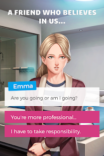 Love Influencer - Interactive story Screenshot