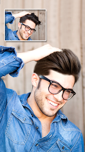Man Hair Style : Make up - náhled
