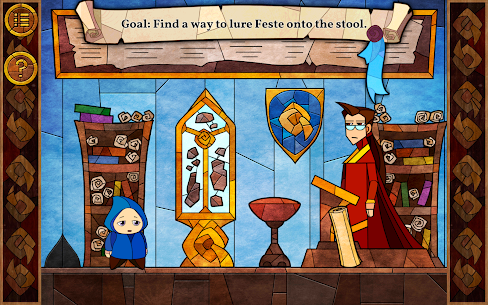 Message Quest — the amazing adventures of Feste 0.1.7 Android APK Mod 2