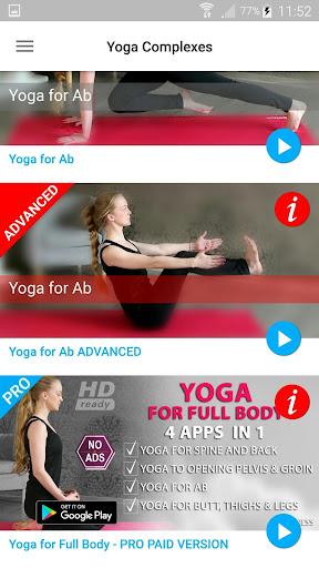 Daily Yoga Poses & Asanas for Ab & Slim Waist screenshots 8