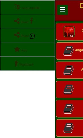 android Chants de Noël Screenshot 1