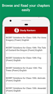 Study Rankers - CBSE NCERT Solutions and Notes - náhled