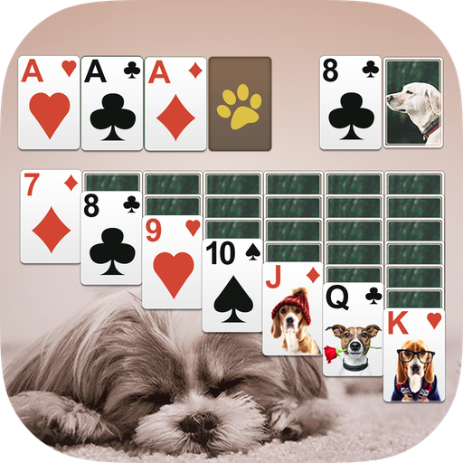 Solitaire Cute Puppies (game)