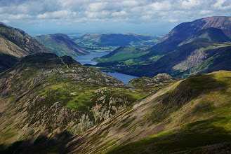 Photo: Haystacks, with Buttermere and Crummock Water just beyond. Taken a few years ago before I started shooting RAW. #hqsplandscape
