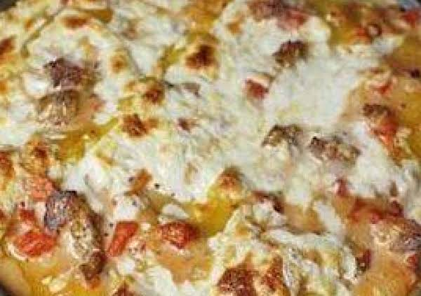 Aunt Pinkie's Breakfast Lasagna Recipe