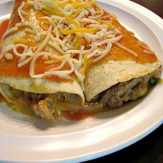 Slow Cooker Pulled Pork Enchiladas