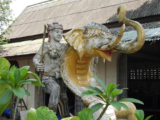 Wat Phrachao Lan Thong