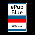 ePub Blue icon