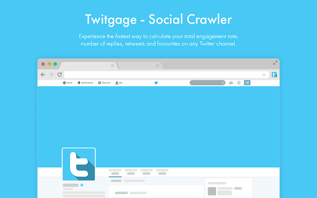 Twitgage - Engagement Calculator for Twitter