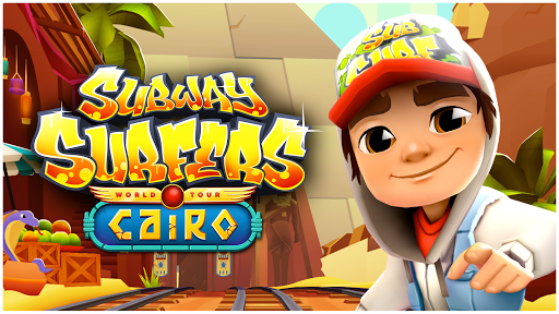 Subway Surfers screenshot 14