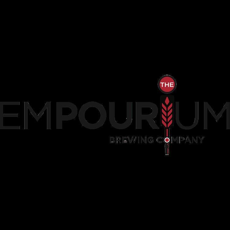 Logo for The Empourium Brewing Company