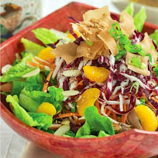 Classic Chinese Chicken Salad.