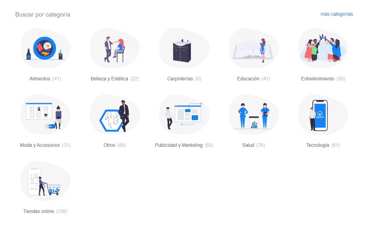 El Directorio de Airtm es una tienda electrónica completa para ti con muchas opciones, y con precios sin competencia en otra plataforma digital.