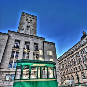 by Garry Fenton - Buildings & Architecture Public & Historical
