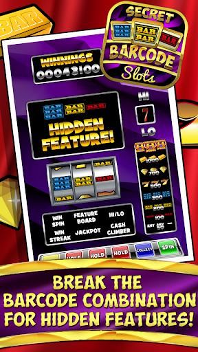 Barcode Slots - SuperHam™