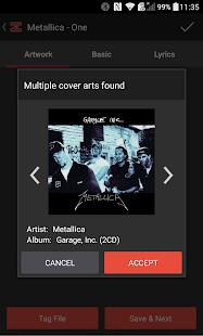 Zortam Album Art Finder - náhled